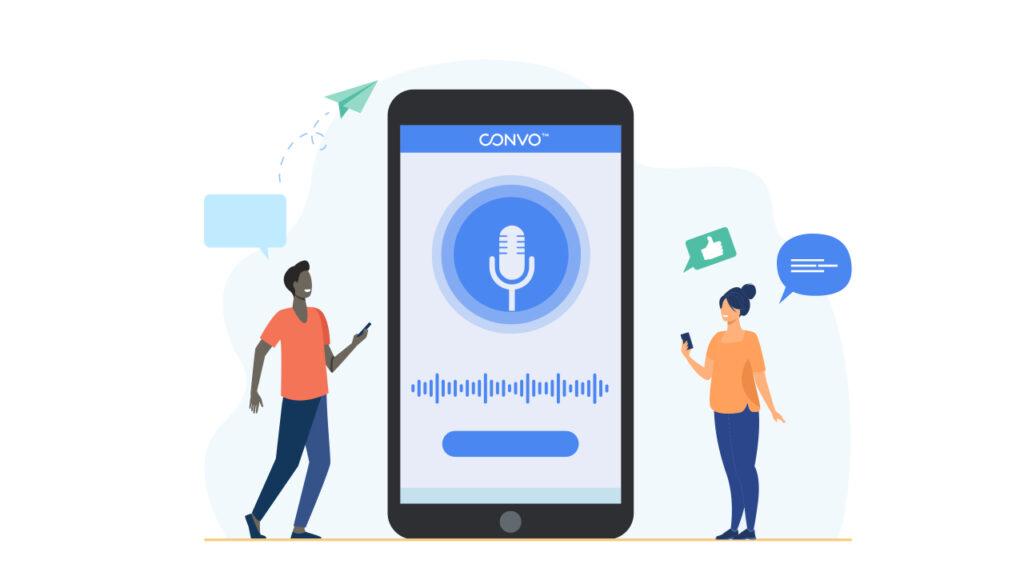 voice notes feature